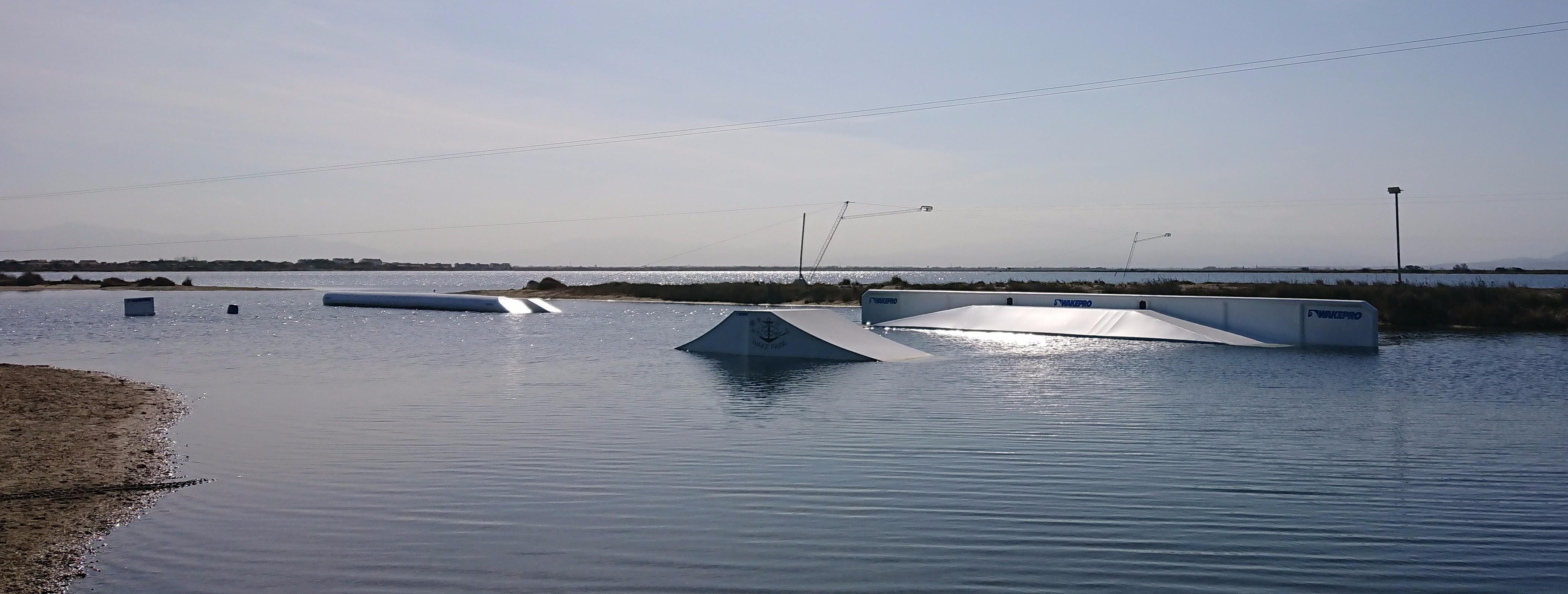 Téléski nautique sailor wake park 66 barcares 12