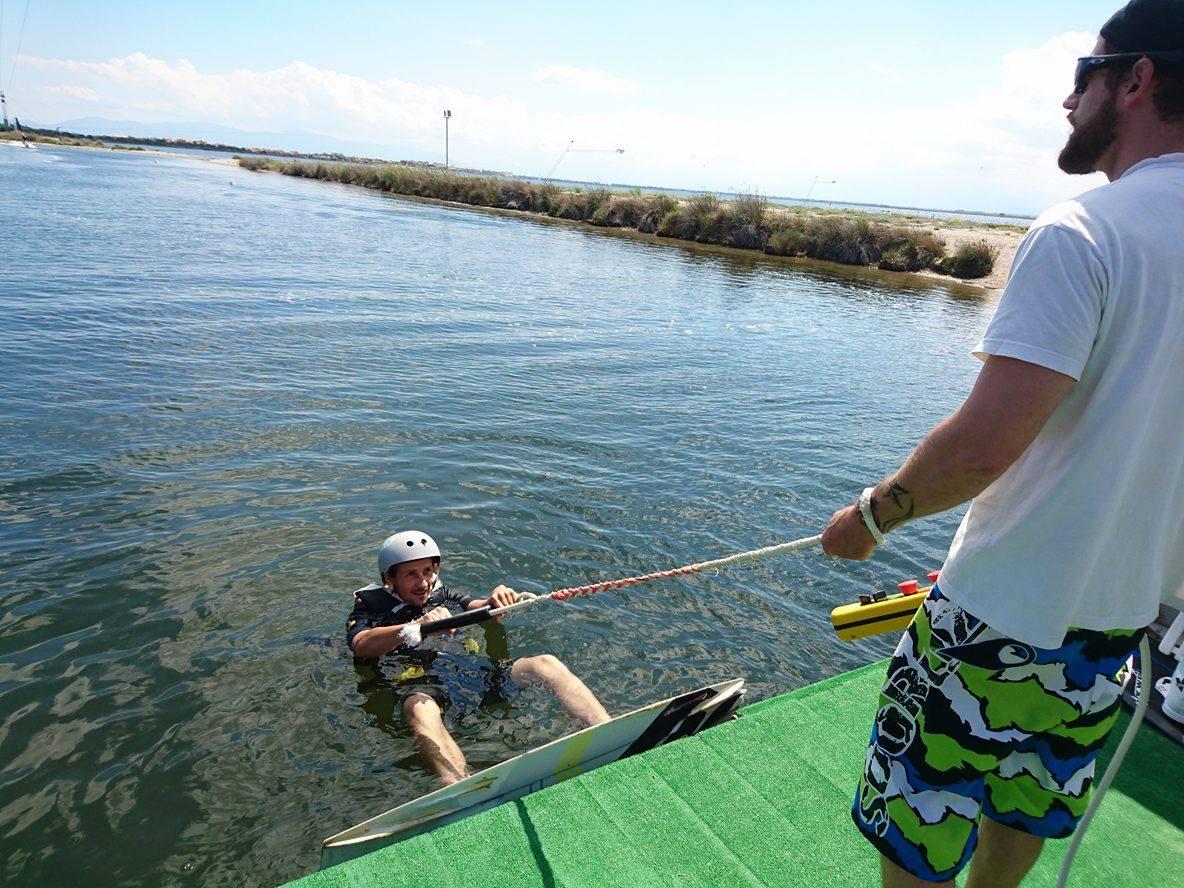 Téléski nautique sailor wake park 66 barcares 22